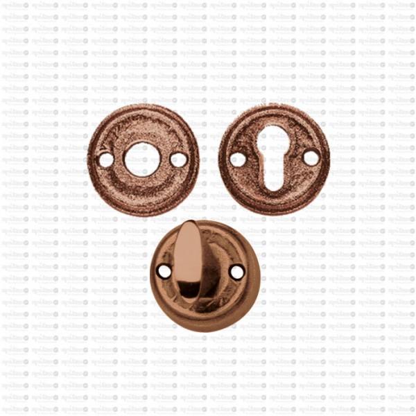 Innenrosette Struktur1 9948 mit Schlüsselrosette 9943