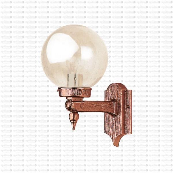 Außenlampe Struktur 5783