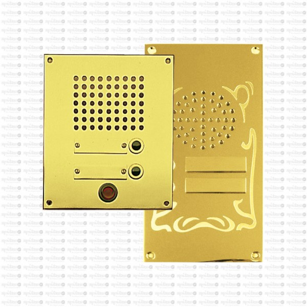 Sprechanlagen-Deckplatte Classic 8388