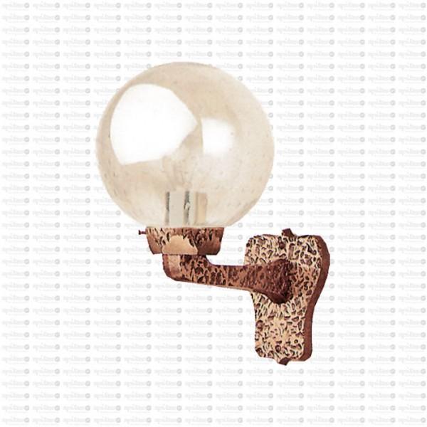 Außenlampe Struktur 8083