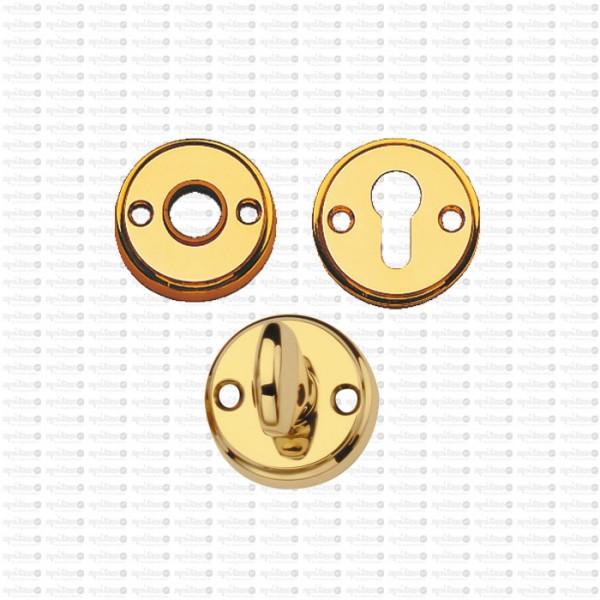 Innenrosette Classic 6948 mit Schlüsselrosette 6943