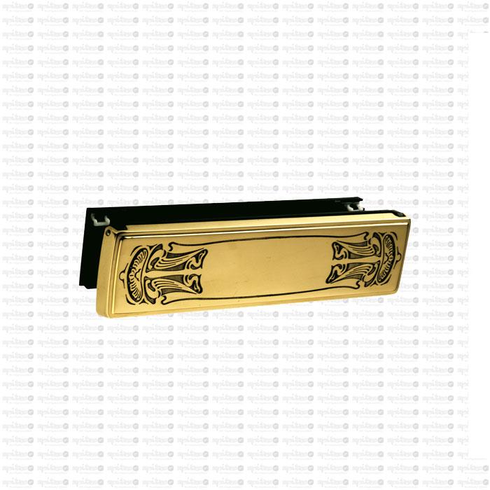 Briefeinwürfe   Beschläge Für Eingangstüren   Beschläge Aus Messing Und  Bronze   Produkte   Spitzer Solingen.de