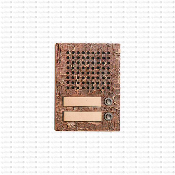 Sprechanlagen-Deckplatte Struktur1 8488