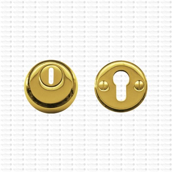 Kernschutzrosette Classic 7942 mit Innenrosette 6943